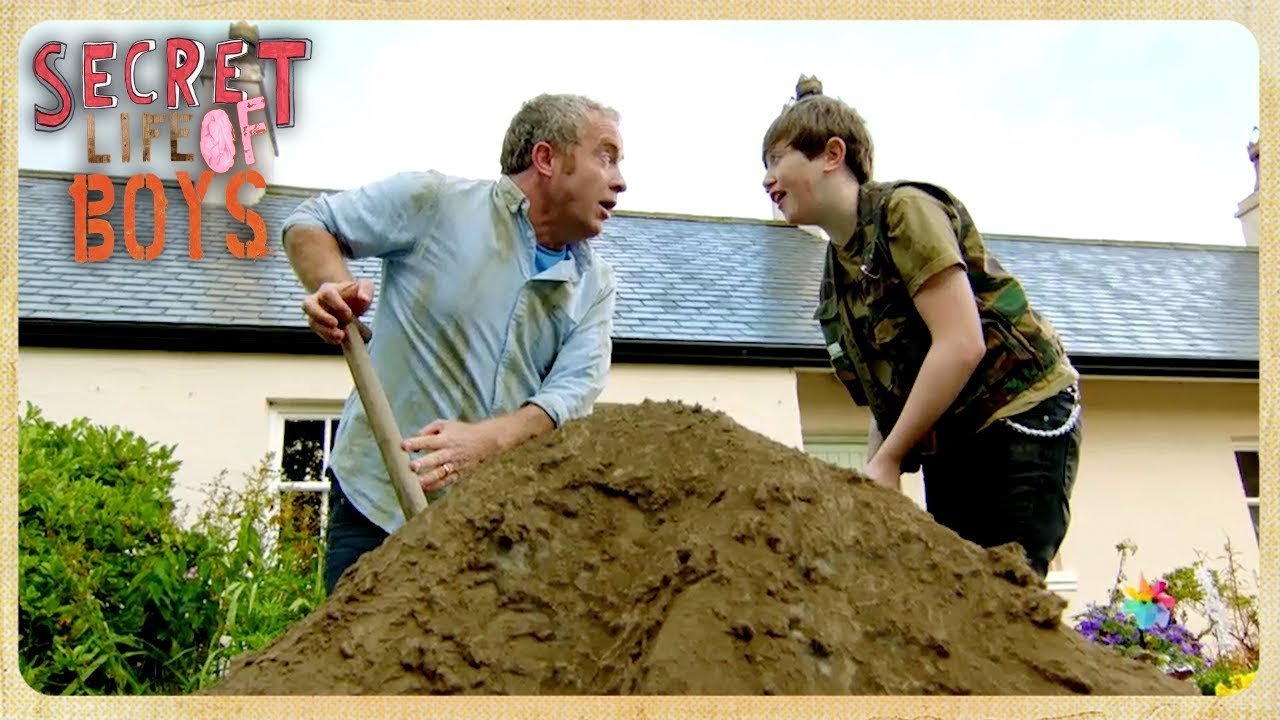 Download Can You Dig It?   Secret Life of Boys: Series 2, Episode 6   ZeeKay