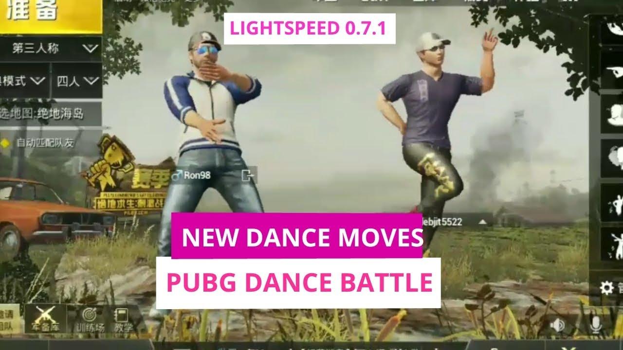 Pubg Mobile All New Dance Moves Epic Dance Battle Part 1 Youtube