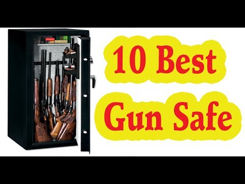 Best Gun Safe to buy in 2017