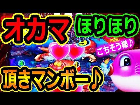 『CR大海物語4 With アグネス・ラム ㉞』オカマほりほり頂きマンボー