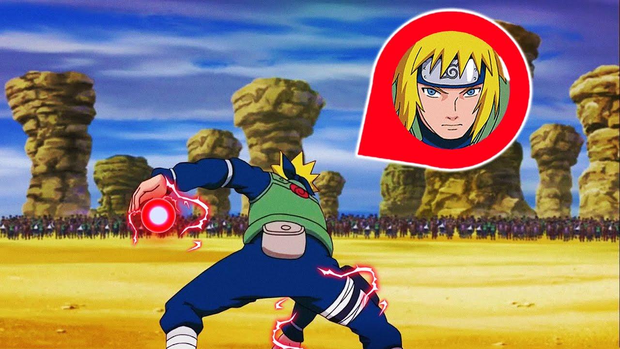 Những Trận Đấu Chưa Được Biết Tới - Minato vs 1000 Shinobi Làng Đá?