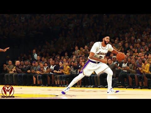 NBA 2K20 | PC Gameplay | 1080p HD | Max Settings