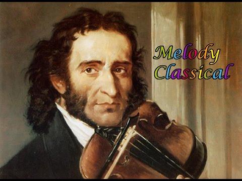 ♬ Niccolo Paganini ♯24 Caprices Op.1 XX / 24 Capriccio Op.1 XX♯