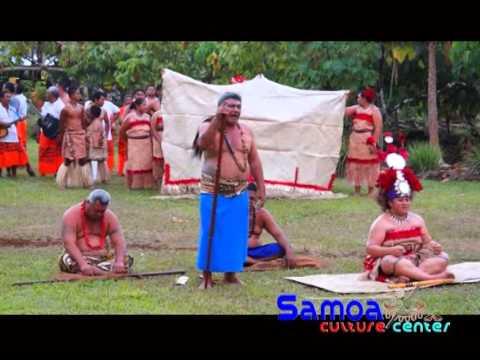 Samoa Culture Centre