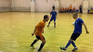 Чемпионат Свердловской области по мини футболу Центр ЭТЗ Олимп