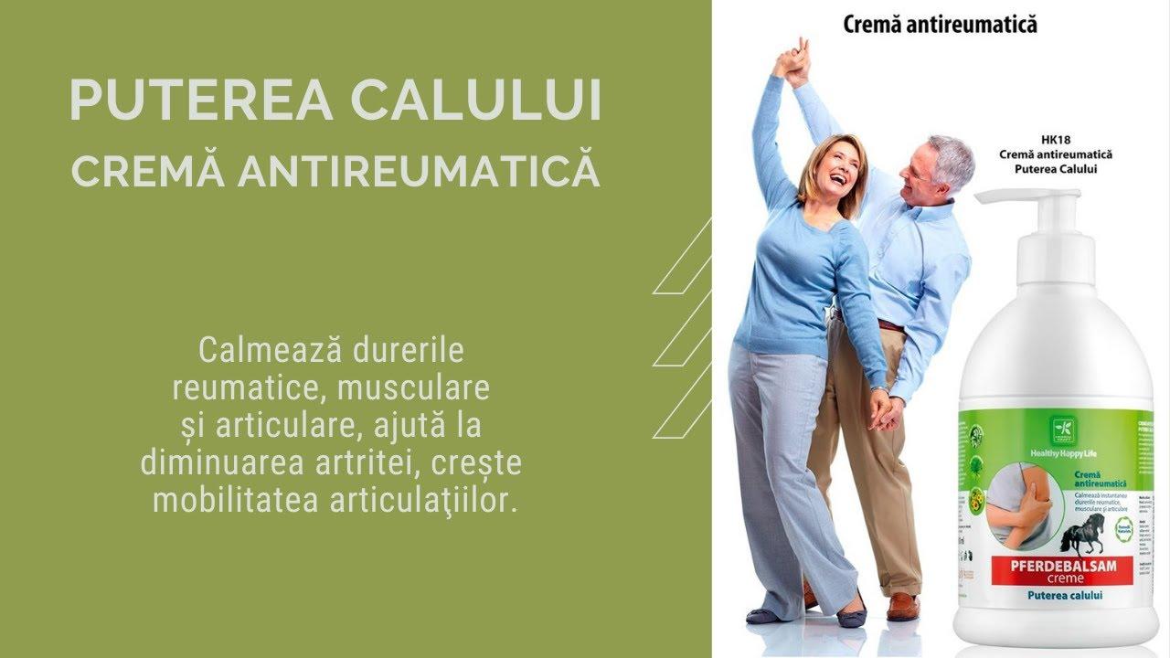 healthy happy life crema antireumatica