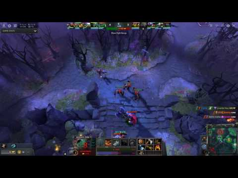 Unkillable Void (Dota 2 Ability Draft)