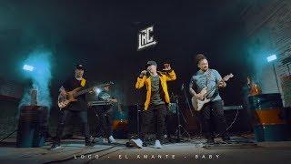 La Roca Callejera - Loco / El Amante / Baby