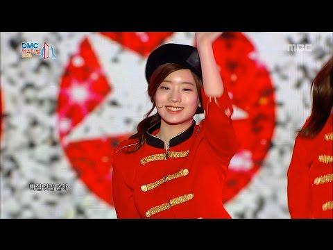 2016 아시아태평양 스타어워즈-TWICE의 축하 무대 CHEER UP~! 20161002