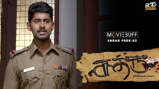 Sathru Moviebuff Sneak Peek 02 | Kathir, Srushti Dange Directed by Naveen Nanjundan