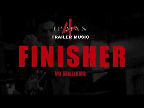 'FINISHER' - Vo Williams