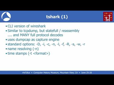 Wireshark · Go Deep