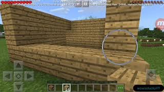 How to make a noob house in Minecraft!