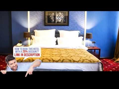Ani Plaza Hotel, Yerevan , Armenia, HD Review