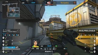 BACK ON TOP!! - MIBR vs Renegades - ESL Pro League S9