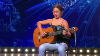 Serbia's got talent 2012-Me and Bobby McGee (Janis Joplin) - Anja Mihajlović.flv