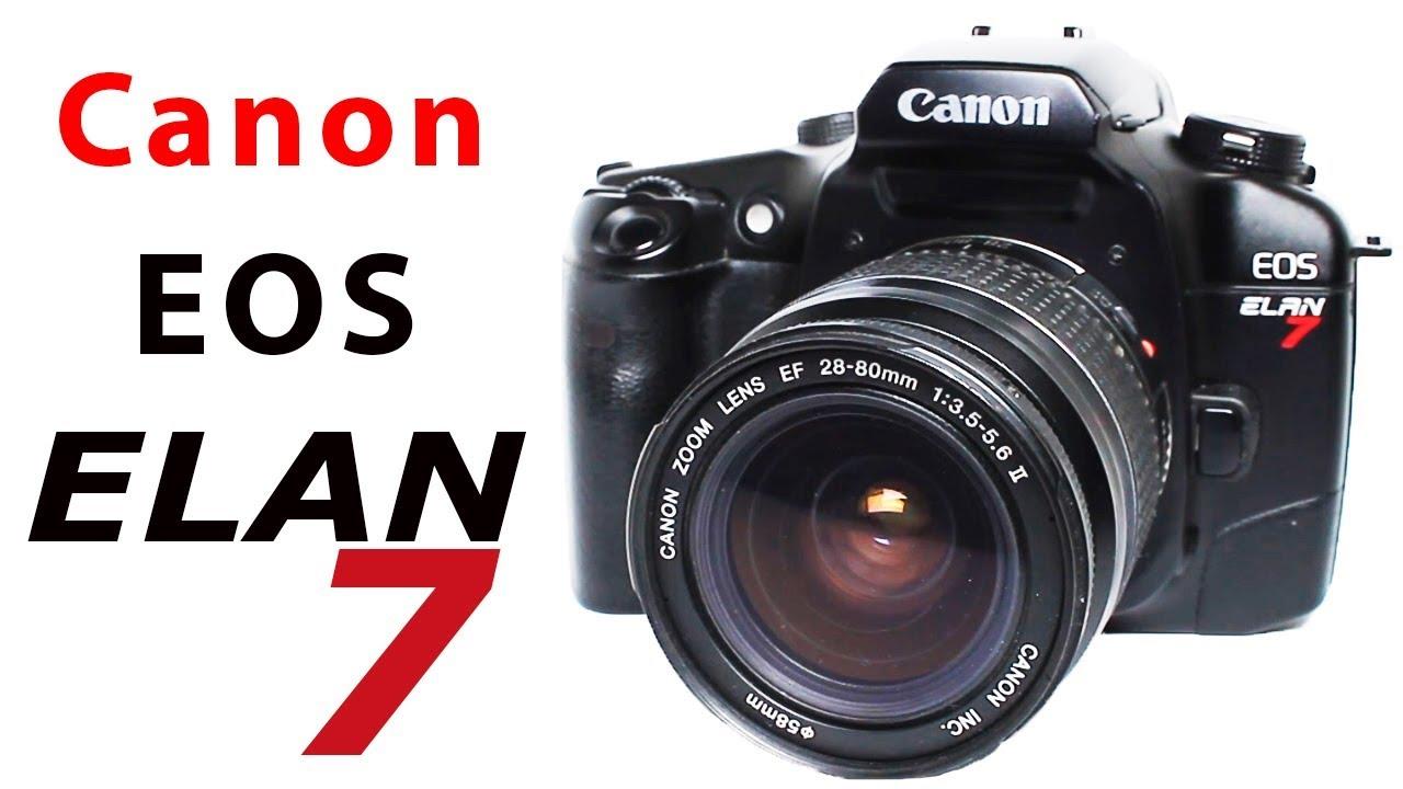 canon elan 7 user manual