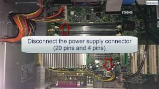 how to repair automatic restart dell optiplex gx270