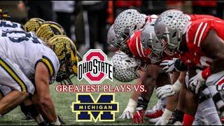 Ohio State Football - Greatest Plays Vs. Michigan (1954-2019)