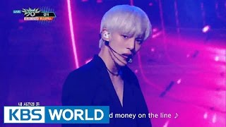 MONSTA X - All in | 몬스타엑스 - 걸어 [Music Bank / 2016.06.17]