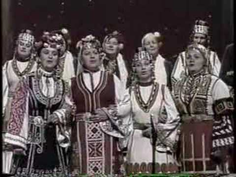 Le Mystere des voix Bulgares - Bulgarian choir 3 songs