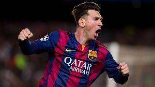 Величайшие футболисты  Лионель Месси (Messi) 1080p(Футбол — командный вид спорта, в котором целью является забить мяч в ворота соперника ногами или другими..., 2015-10-29T18:54:30.000Z)