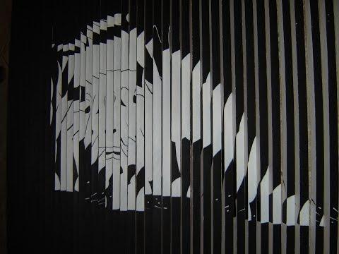 Wall Street Bull - Toro - Omaggio - Arturo Di Modica - quadro cangiante