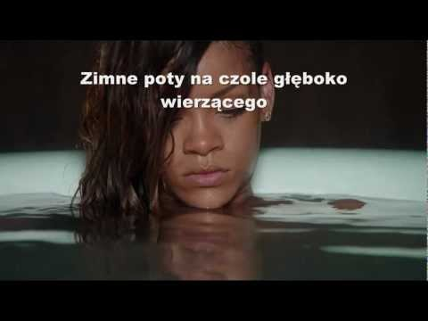 Rihanna - Stay ft. Mikky Ekko tłumaczenie PL