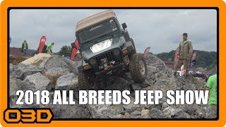 23rd Annual PA Jeeps All Breeds Jeep Show - 2018