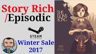 Steam Winter Sale 2017 | Episodic Games (Story Rich)