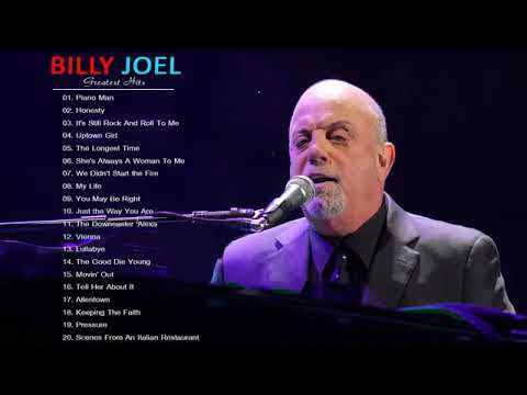 Billy Joel Greatest Hits Full Album 2019 - The Very Best Of Billy Joel