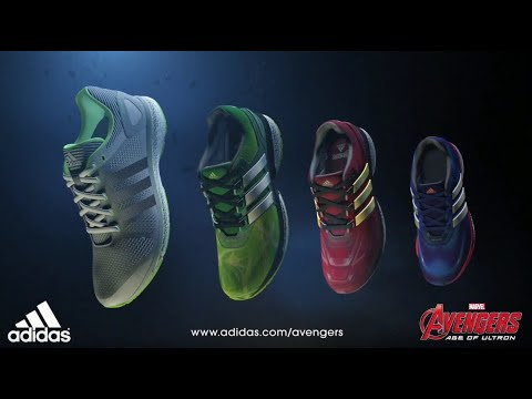 unboxing-adidas-response-boost-techfit-marvel-avengers-incredible-hulk-s31660-(limited-edition)