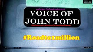 1970's John Todd Tape