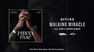 DIVINE - Walking Miracle Feat. NAS, Cocoa Sarai (Official Audio)   Punya Paap