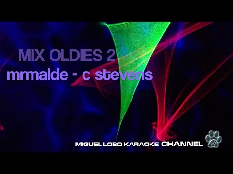 POTPOURRI KARAOKE   Oldies 2  - The Marmalade - Lobo -  Cat Stevens
