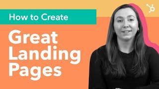 Wie Erstellen Sie Landing-Pages