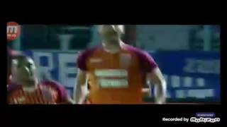 Pusamania Boreno FC VS Arema Cronus 11 Desember 2016