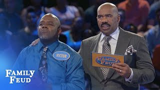 The MONEY TEAM is BACK!   Family Feud