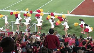trojancandy.com:  The USC Song Girls Dance to the William Tell Overture