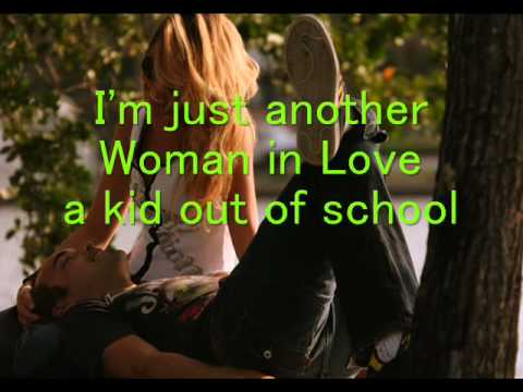 JUST ANOTHER WOMAN IN LOVE lyrics by Anne Murray