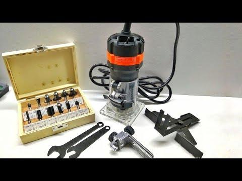 Бюджетный кромочный фрезер LOMVUM MIR-XC-6 с Aliexpress
