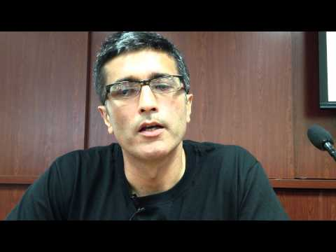 Samir Chopra, professor of Philosophy at Brooklyn College of the City University of New York