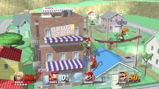 Darkcried Plays: Super Smash Bros. for Wii U Part 19