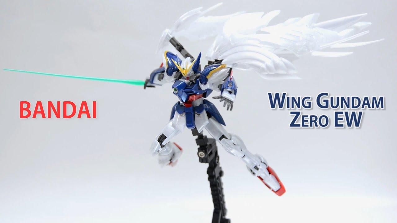 Awesome Gundam Wing Zero Rg Image Download