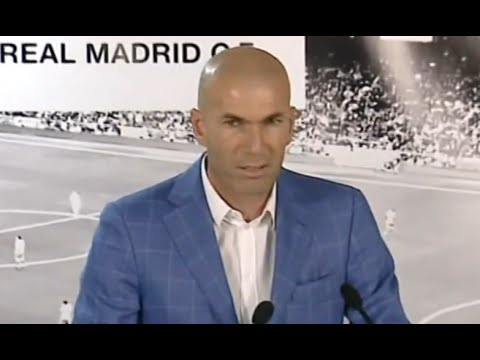 Zinedine Zidane: 'Madrid Players Thought Benitez Was A Waiter!'*
