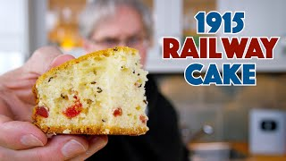1915 Railway CAKE Recipe