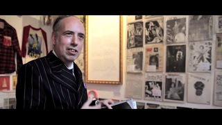 MICK JONES ON THE ROCK & ROLL PUBLIC LIBRARY