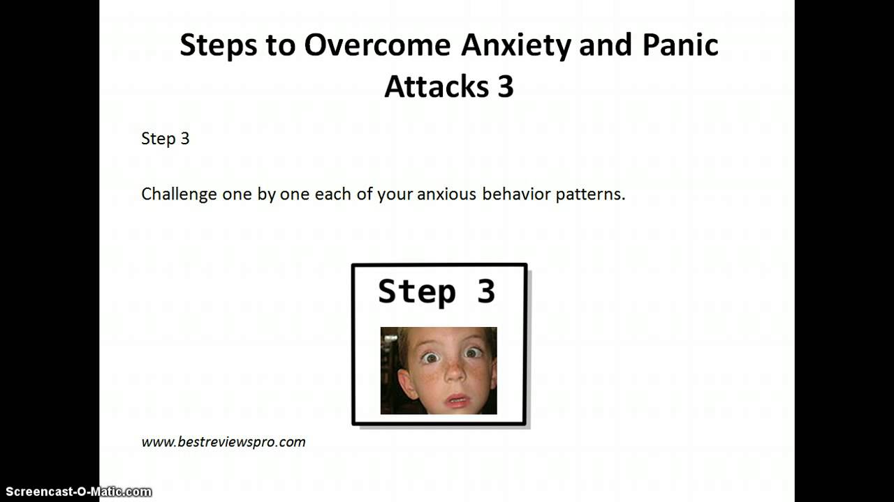 Panic attacks how to get rid 57