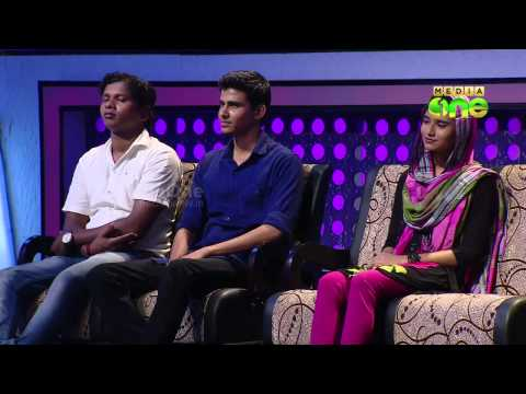 Pathinalam Ravu Season-2 (Epi 46 Part-1) Guest Adil Athu and Surumi Singing a song