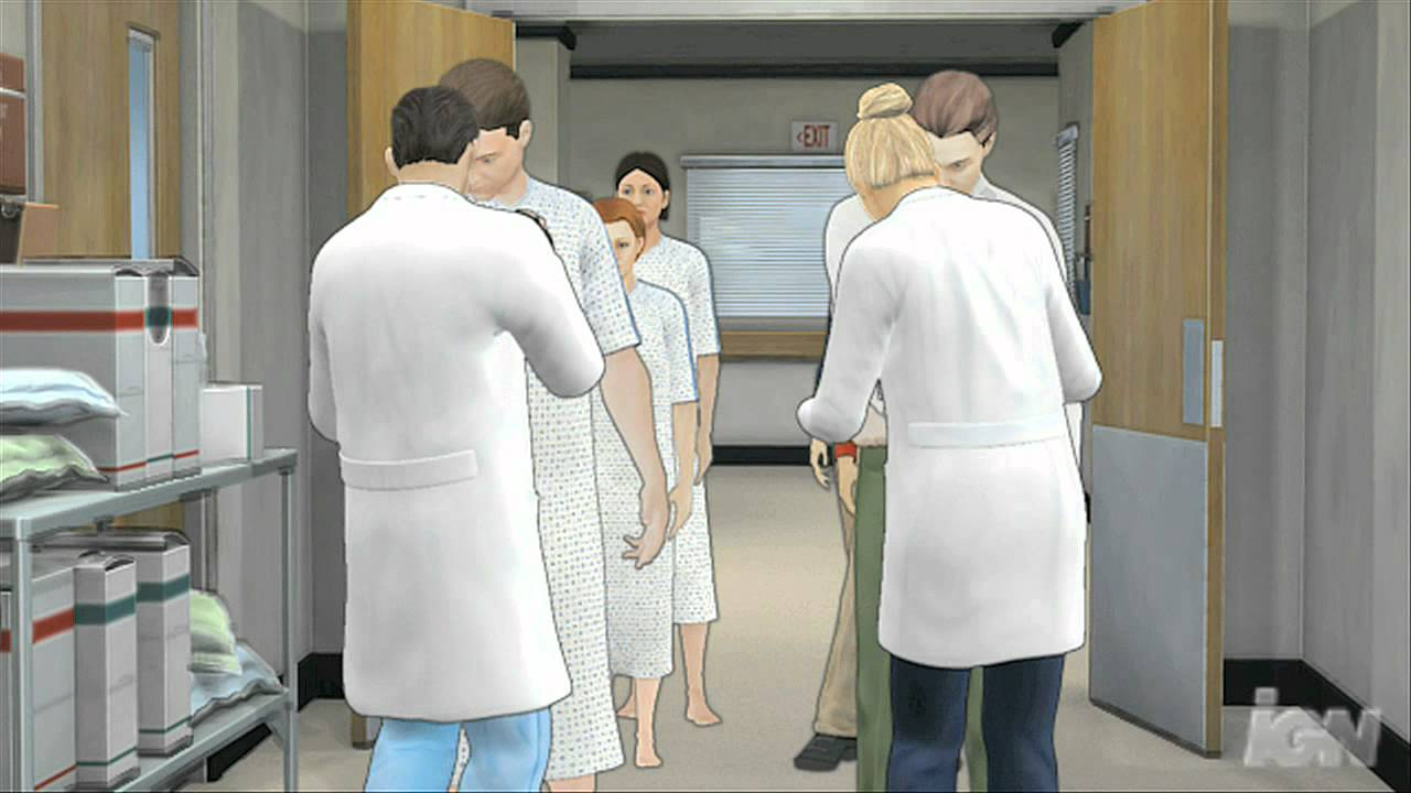 Grey\'s Anatomy: The Video Game PC Games Trailer - - YouTube